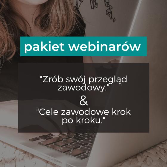pakiet webinarów